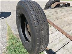 2019 Goodyear 11R-24.5 Unisteel 2 Tire