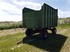 Gnuse 14' Silage Wagon