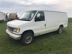 1995 Ford E250 Cargo Van