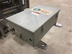 1999 Reinke Electrogator Control Panel