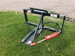 2020 Industrias America Tree Shear Skid Steer Attachment