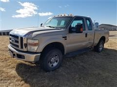 2008 Ford F250 XLT Super Duty Extended Cab Pickup