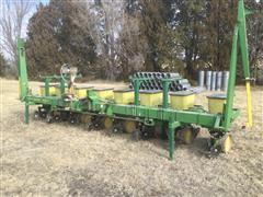 John Deere P7100 8 Row 3 Pt Planter