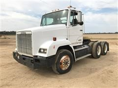 1986 Freightliner T/A Day Cab Truck Tractor