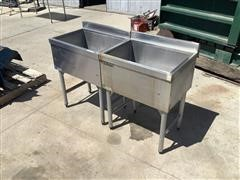LaCrosse Insulated Stainless Steel Bar Sinks
