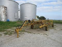 Vermeer WRX 12 Wheel High Capacity Rake