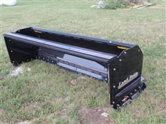 Land Pride SSP1596 Snow Blade W/Skid Steer Plate