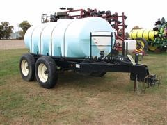 2011 Gvm Tank Fertilzer Tender