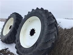 Goodyear 520/85R46 Floater Tires