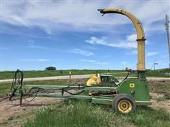 John Deere 38 Forage Harvester 2R30 Corn & Hay Head