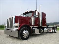 2012 Peterbilt 388 T/A Truck Tractor