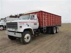 1982 Chevrolet Kodiak T/A Grain Truck