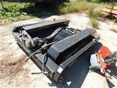 DewEze 660 Flatbed Pickup Round Bale Carrier