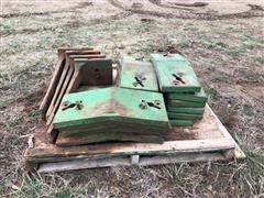 John Deere 20 Series Front Mount Weights