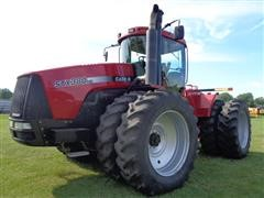 2007 Case IH Steiger STX380 HD 4WD Tractor
