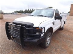 2008 Ford F250 Super Duty XLT Service Truck