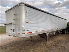 1988 Timpte Super Hopper T/A Grain Trailer