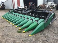 2008 Geringhoff Roto Disc RD 1222/B Chopping Corn Head