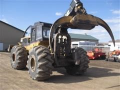 2006 Caterpillar 535B Log Skidder