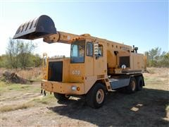 1998 Badger 670 Hydro-Scopic Mobile Excavator