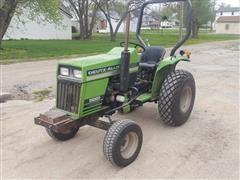 Deutz-Allis 5220 Compact Utility Tractor