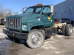 2002 Chevrolet C6500 Cab & Chassis