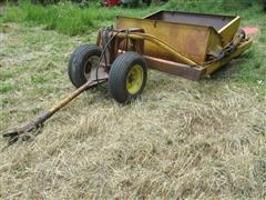 Soil Mover 50-RF Pull Type Scraper
