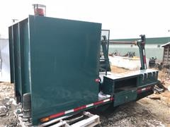 Hydraulic Reel Service Truck Body