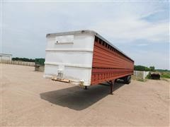1971 Flasco LS486 T/A Floor Semi Trailer