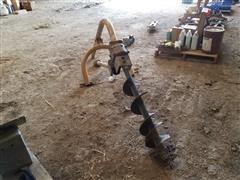 Farm Star 3 Pt Post Hole Digger