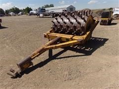 4' Pull Type Sheepsfoot Compactor