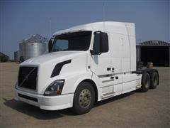 2012 Volvo VNL64T300 T/A Truck Tractor