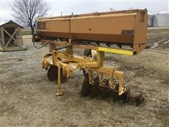 Rome TPW-12B-B1 Tapered Levee Plow With Seeder