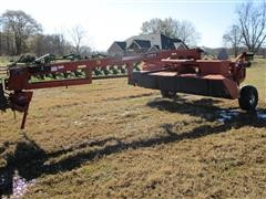 Case IH DCX 131 Disc Mower/Conditioner