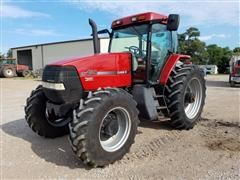 1999 Case IH 150 MFWD Tractor