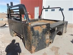 Pronghorn Dually Utility Pickup Box