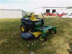 "2010 John Deere Z425 54"" Zero Turn Mower"