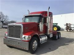 2005 International 9900i Eagle T/A Truck Tractor
