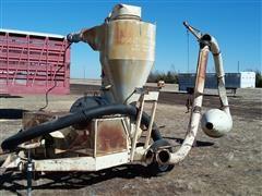 Dunbar Kapple 2081 Grain Vac