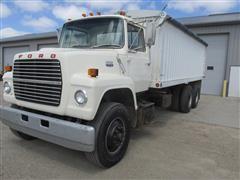 1984 Ford 9000 T/A Grain Truck