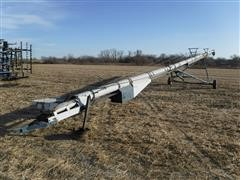 "Convey-All 10"" X 84' Seed Conveyor"