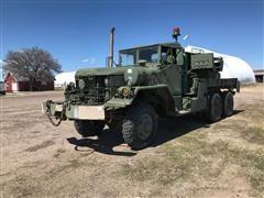 1972 AM General M816 5-Ton 6x6 Crane/Wrecker