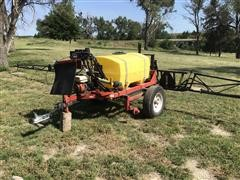 Alliance Top Air Products Pull-Type Sprayer