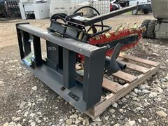 2019 Suihe Skid Steer Trencher Attachment