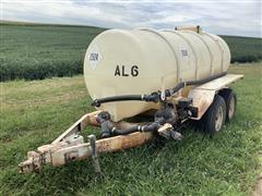 NPK Liquid Fertilizer Trailer