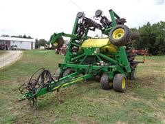 "2005 John Deere 1690 Bean Special Minimum Till 30' Air Seeder Drill W /24 Row 15"" Spacing"