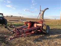 Used Forage Harvesters Pull Type