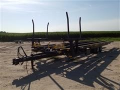 Buhler 2500 Round Bale Carrier