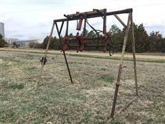 Shop Built Farmhand Grapples & Stands