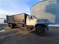 1993 Ford F700 Dump Truck